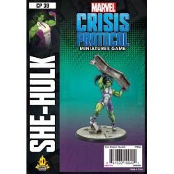 Marvel: Crisis Protocol – She-Hulk