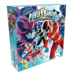 Power Rangers: Heroes of the Grid – Rise of the Psycho Rangers