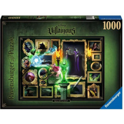 Disney Villainous Puzzle - Malificent (1000)
