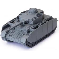 World of Tanks Miniatures Game: German – Pz.Kpfw. IV Ausf. H
