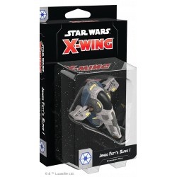 Star Wars: X-Wing (Second Edition) – Jango Fett's Slave I Expansion...