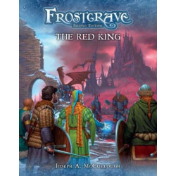 Frostgrave: Second Edition – The Red King
