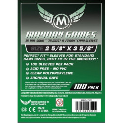 Mayday Almost-A-Penny Ultra-Fit Card Sleeves (100)