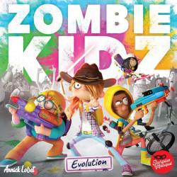 Zombie Kidz Evolutie