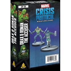 Marvel: Crisis Protocol – Drax and Ronan the Accuser