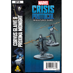 Marvel: Crisis Protocol – Corvus Glaive & Proxima Midnight
