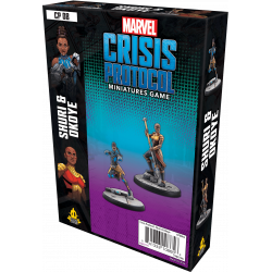 Marvel: Crisis Protocol – Shuri and Okoye