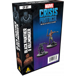 Marvel: Crisis Protocol – Black Panther and Kilmonger