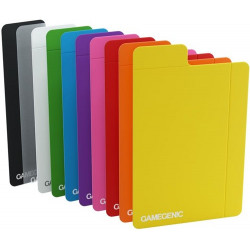 Flex Card Dividers: Multicolor Pack (10)