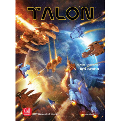 Talon Base Game Replacement Counter Sheets