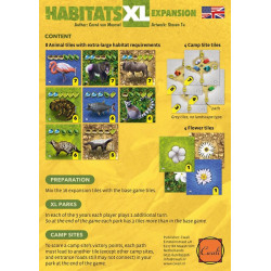 Habitats: XL Expansion