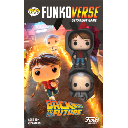 Funkoverse Strategy Game: Back to the Future 100 – Marty McFly &...