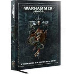 Warhammer 40,000 8th Edition Rulebook: Corebook (HC) [Hardcover]...