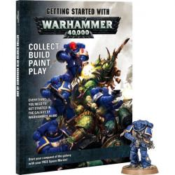 Games Workshop Warhammer 40.000: Getting started with Warhammer 40K