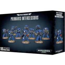 Warhammer 40.000 - Space Marines Intercessors