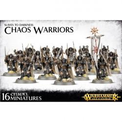 Age of Sigmar: Chaos Warriors Regiment