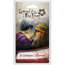 Legend of the Five Rings: The Card Game – A Crimson Offering
