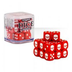 Dice Cube - Red