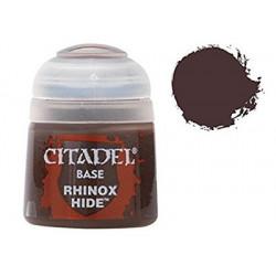 Citadel Base Rhinox Hide Paint