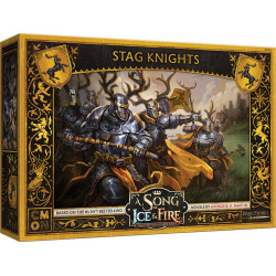 A Song of Ice & Fire: Tabletop Miniatures Game Stag Knights