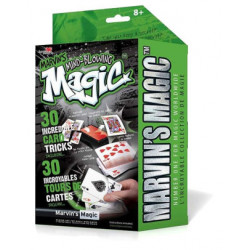 Marvin's Mind-blowing Magic - 30 Incredible Card Tricks