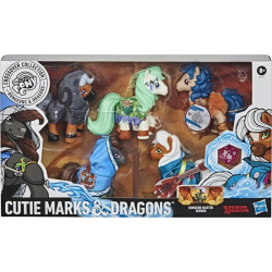 My Little Pony: Dungeons & Dragons 5 Pack: Cutie Marks & Dragons