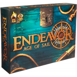 [Beschadigd] Endeavor: Age of Sail