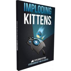 [Damaged] Exploding Kittens: Imploding Kittens (NL)