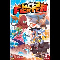 [Damaged] Ultra Deluxe 2D Arcade Mega Fighter