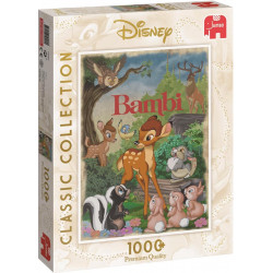 [Damaged] Disney Classic Collection Bambi puzzle (1000)