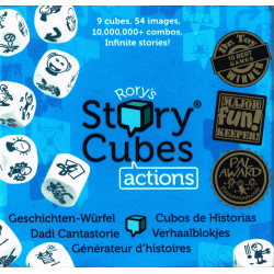 Rory's Story Cubes Max: Actions