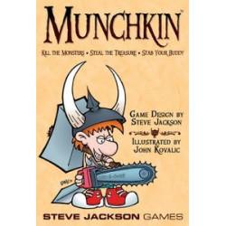 [Damaged] Munchkin