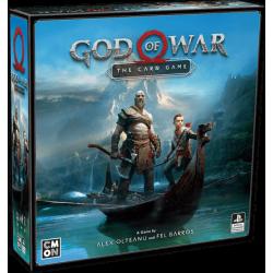[Damaged] God of War: The Card Game