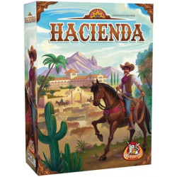 [Damaged] Hacienda (second edition)