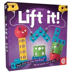 [Damaged] Lift it!