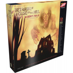 [Endommagé] Betrayal at House on the Hill: Widow's Walk