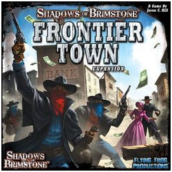 [Damaged] Shadows of Brimstone: Frontier Town Expansion