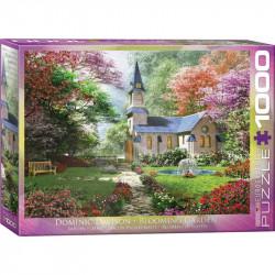 [Damaged] Blooming Garden Puzzle - Dominic Davison (1000)