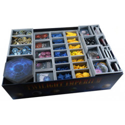Folded Space: Twilight Imperium: Prophecy of Kings