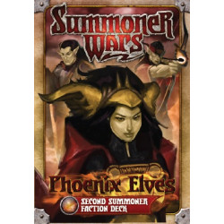 Summoner Wars: Phoenix Elves – Second Summoner