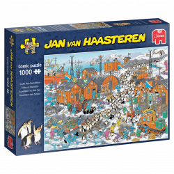 Jan van Haasteren - Zuidpool Expeditie