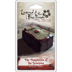 Legend of the Five Rings: The Card Game – The Temptation of the...