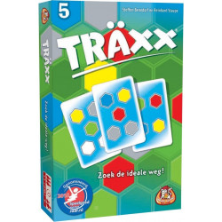 Träxx (met schrijfblokken)