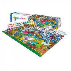 Aquarellum XL: Fairy Tale World