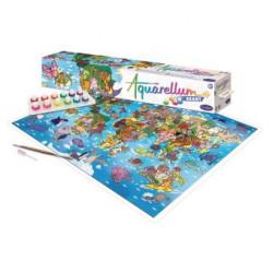 Aquarellum XL: Animal World