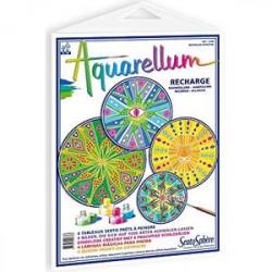 Aquarellum Refill Set: Mandalas