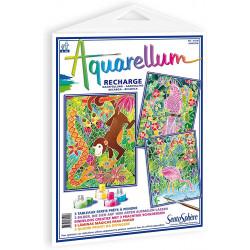 Aquarellum Refill Set: Amazone