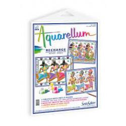 Aquarellum Refill Set: Egyptian Fresco