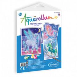 Aquarellum Refill Set: Pegasus