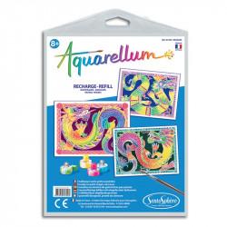 Aquarellum Refill Set: Dragon